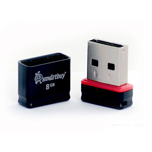 USB флэш-накопитель 32Gb Smart Buy Pocket series Black