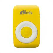 MP3 плеер Ritmix RF-1010 Yellow