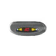 Парктроник SHO-ME 2620 N04 Black (сенсор 22 мм)