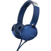 Наушники Sony MDR-XB550AP Blue