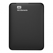 Жесткий диск Western Digital WDBUZG0010BBK-EESN 1TB Black