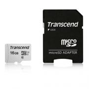 Карта памяти Transcend TS16GUSD300S-A
