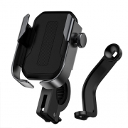 Мотовелодержатель смартфона Baseus Armor Motorcycle Holder