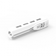 USB-разветвитель Ritmix CR-2406 white