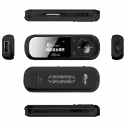 MP3 плеер Ritmix RF-3360 (8Gb) black