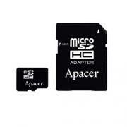 MicroSD8Gb Apacer Class10 AP8GMCSH10-R