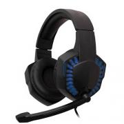 Наушники RITMIX RH-562M Gaming blue