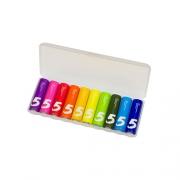 Батарейка Xiaomi AA Rainbow 5 (10штук)