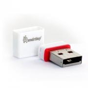 USB флэш-накопитель 8Gb Smart Buy Pocket series White