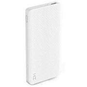 Внешний аккумулятор Xiaomi Mi Power Bank ZMI QB810 10000 mAh white