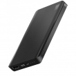 Внешний аккумулятор Xiaomi Mi Power Bank ZMI QB810 10000 mAh black