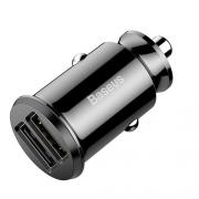 Автомобильное зарядное устройство Baseus Grain Mini 2 USB 3.1A