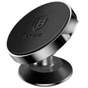Автомобильный держатель Baseus Small Ears Series Magnetic Suction Bracket (SUER- F0) black
