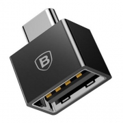 Адаптер Baseus Exquisite Type-C Male to USB