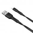 Кабель Baseus Tough Series 2A Type-C - USB 1м black