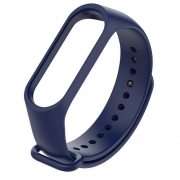 Ремешок для Xiaomi Mi Band 3 dark blue