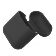 Чехол силиконовый For Airpods black