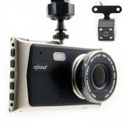 Автомобильный видеорегистратор с 2-мя камерами Eplutus DVR-939