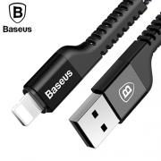 Кабель Baseus Confidant Anti-break cable Lightning - USB 1м black