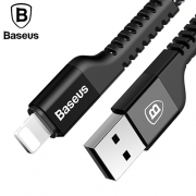 Кабель Baseus Confidant Anti-break cable Lightning - USB 1,5м black