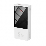 Baseus Super mini digital Display power bank 10000mAh 22.5W white