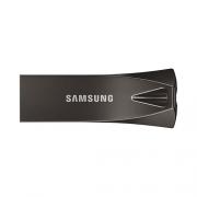 Накопитель USB Samsung Bar Plus 128Gb серый