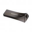 Накопитель USB Samsung Bar Plus 64Gb темно-серый