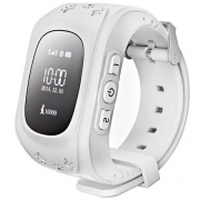 Часы Smart Baby Watch Q50 white
