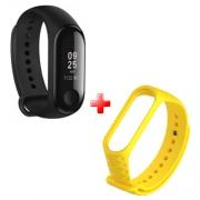 Фитнес-браслет Xiaomi Mi Band 3 желтый