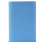 Чехол для Xiaomi Mi Power Bank 2 10000 mAh blue