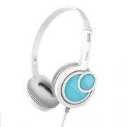 Наушники Hoco W17 blue