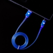USB кабель Blast BMC-510 Blue 1м