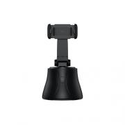 Держатель для телефона следящий Baseus 360°AI Following Shot Tripod Head black