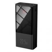 Baseus Super mini digital Display power bank 10000mAh 22.5W black