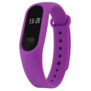 Фитнес-браслет Xiaomi Mi Band 2 фиолетовый