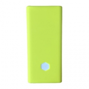 Чехол для Xiaomi Mi Power Bank 2C 20000 mAh green