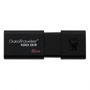 USB флэш-накопитель Kingston DataTraveler 100 G3 8GB