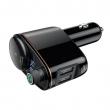 Baseus Locomotive Bluetooth MP3 Vehicle Charger
