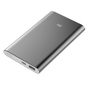 Внешний аккумулятор Xiaomi Mi Power Bank Pro 10000 mAh Gray