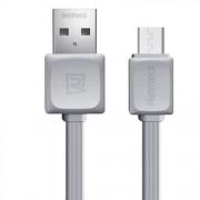 Кабель передачи данных micro USB Remax Fast RC-008m gray