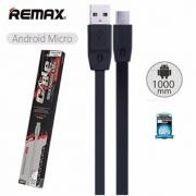 Кабель Remax Full Speed RC-001m Black