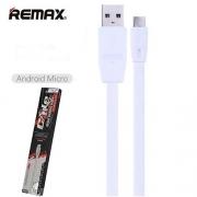 Кабель Remax Full Speed RC-001m White
