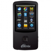MP3 плеер Ritmix RF-7100 (4Gb) black