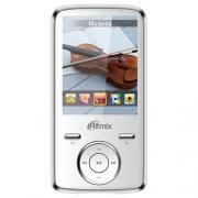 MP3 плеер Ritmix RF-7650 (8Gb) white