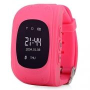 Часы Smart Baby watch Q50 pink