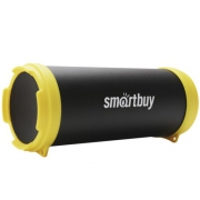 Портативная колонка SmartBuy TUBER MKII SBS-4200 черно-желтая