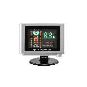 Парковочный радар SHO-ME 2612 N08 Silver (сенсор 22 мм)