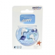 Наушники SmartBuy Guppy Blue