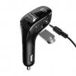 Baseus Streamer F40 AUX Wireless MP3 Car Charger с FM-трансмиттером