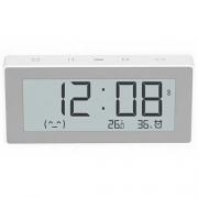 Метеостанция - часы с датчиком температуры и влажности Xiaomi Miaomiaoce Smart Clock Temperature Fnd Humidity Meter E-Inc MHO-C3